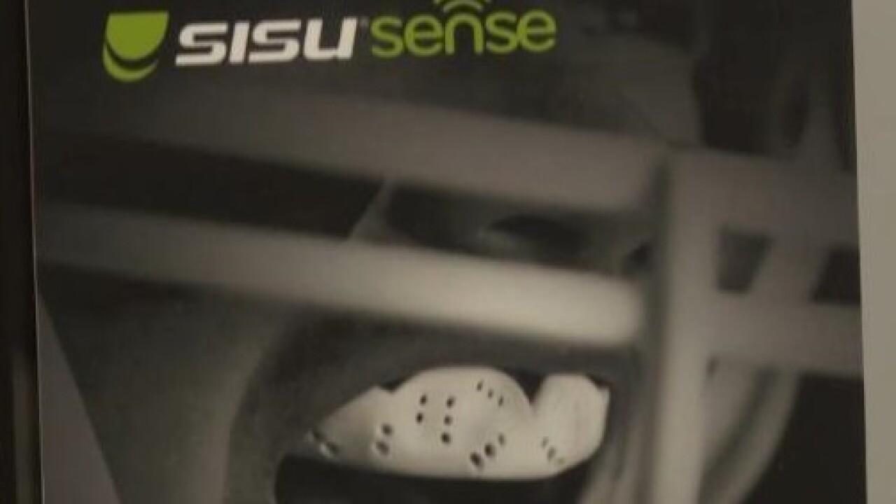 SISU Sense mouth guard