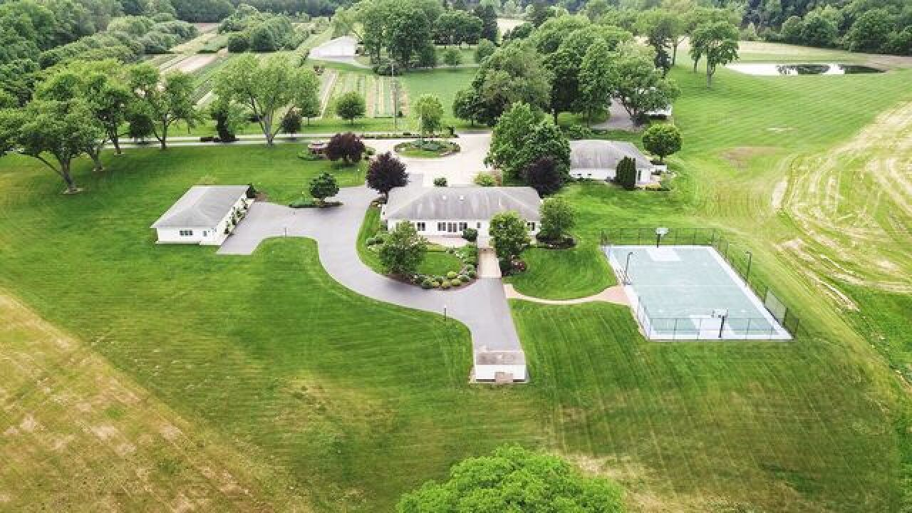 Muhammad Ali's Michigan Farm on sale for $2.9M