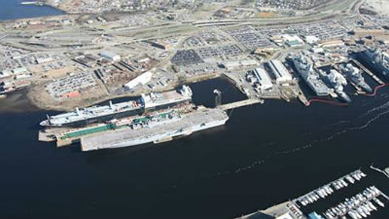 More layoffs announced for BAE Systems Norfolk shipyard
