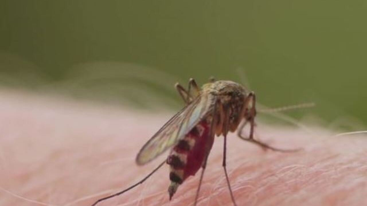2 cases of West Nile reported in Johnson County