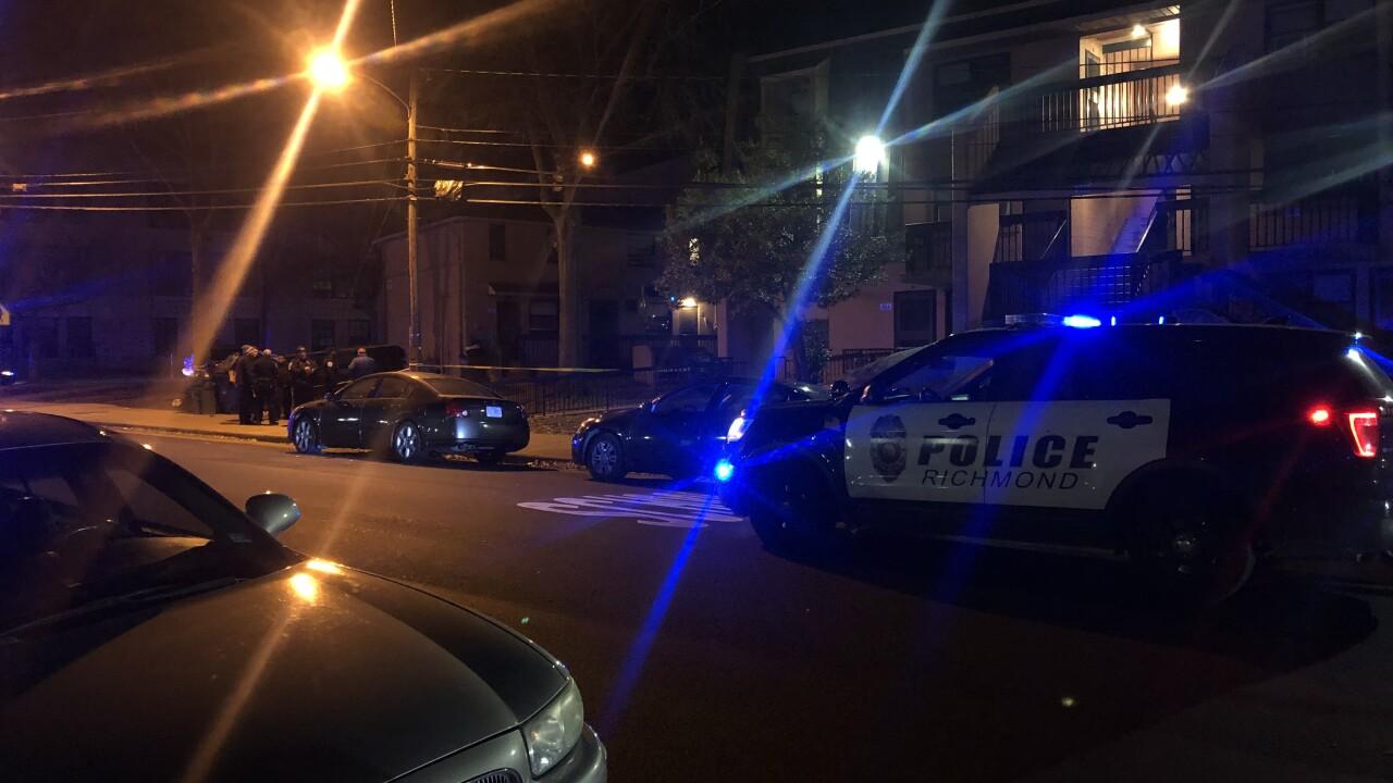 Man critically injured in Richmond New Year's Dayshooting