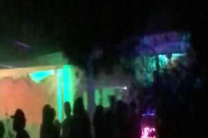 Neighbors: Flame throwers, rocket launchers, monkeys seen at notorious Las Vegas party house