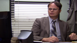 Watch A Newly Released Deleted Hilarious Scene From 'The Office'