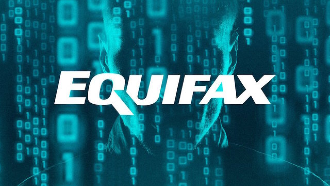 IRS suspends its contract with Equifax amid new security concerns