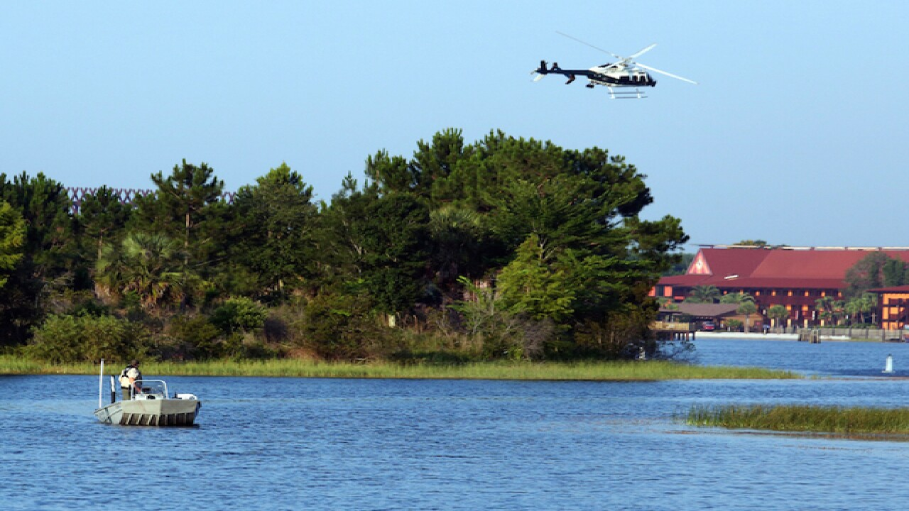 Disney closes beaches after alligator attack