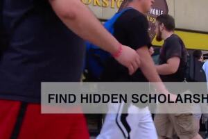 Find Hidden College Scholarships