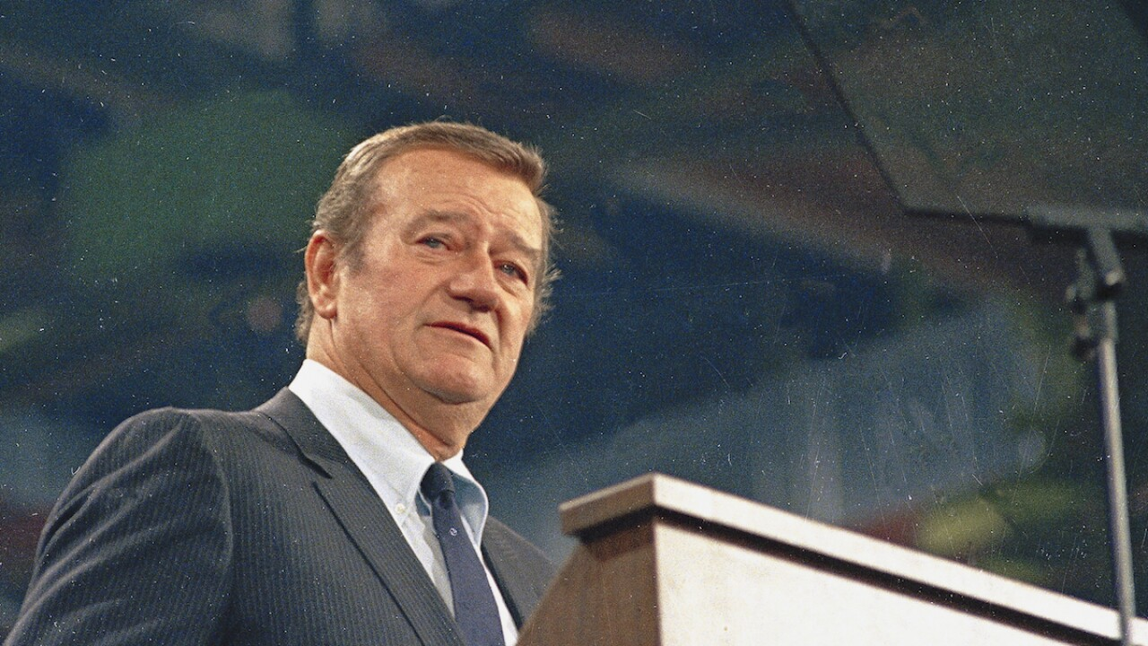 John Wayne exhibit to be removed from USC Cinematic Arts building
