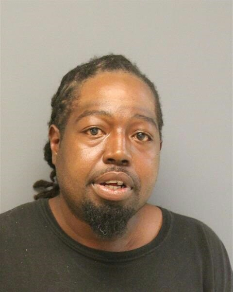 Photos: Man arrested for marijuana charges & outstanding warrants during Newport News trafficstop