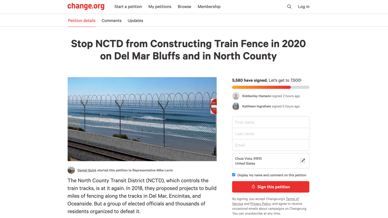 Change.org petition to end NCTD fence plan.png