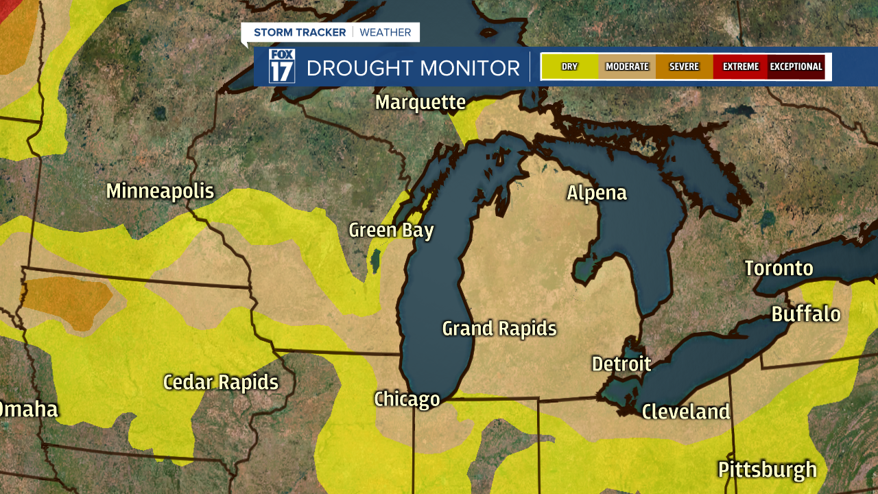 US Drought Monitor NOAA