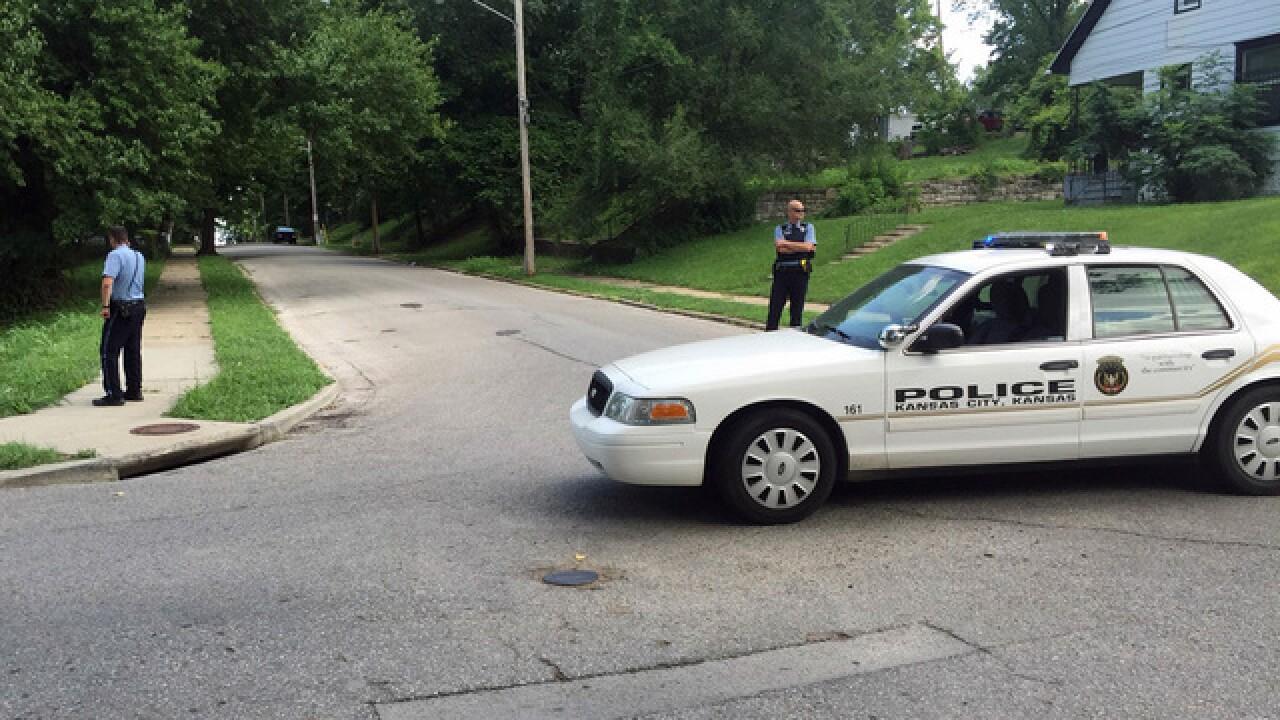 Police officer shot in Kansas City, Kansas