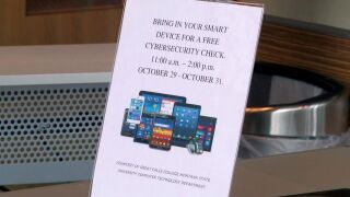 Great Falls College-MSU is offering free cyber-security checks