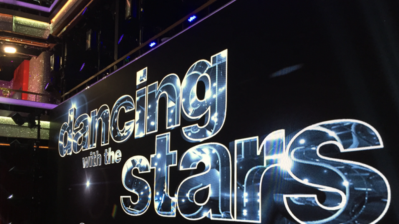 Behind the scenes at Dancing with the Stars