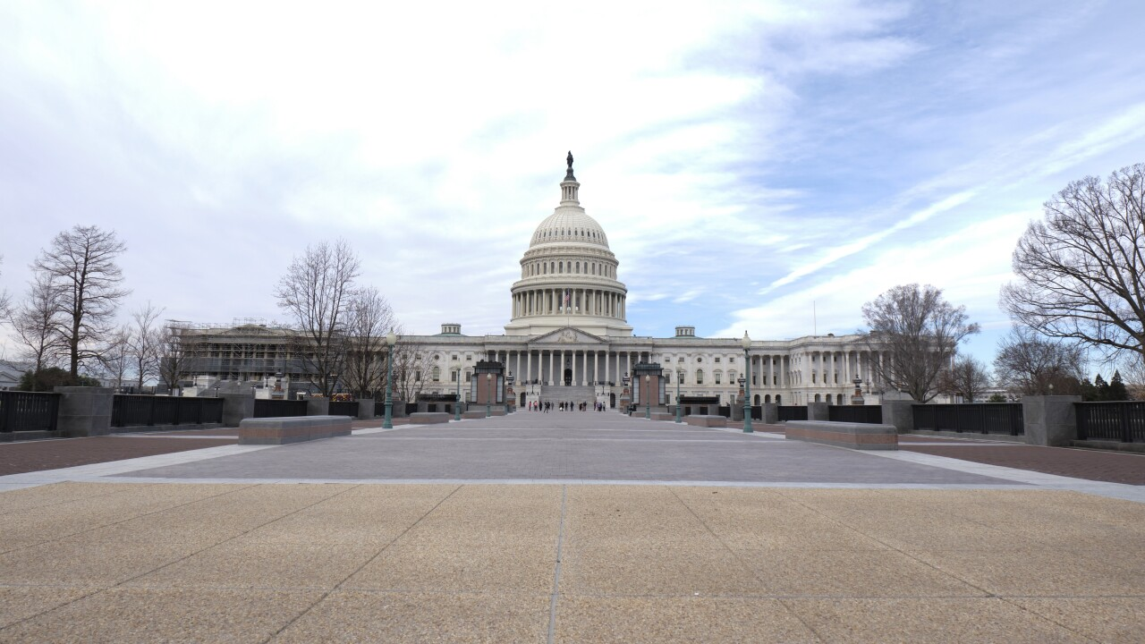 United States Capitol Building 6