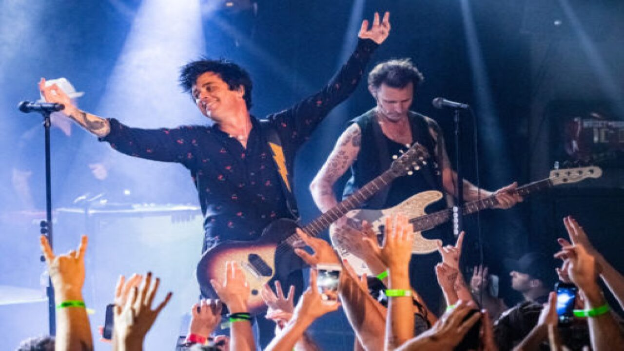 Fall Out Boy, Green Day And Weezer Are Going On Tour Together