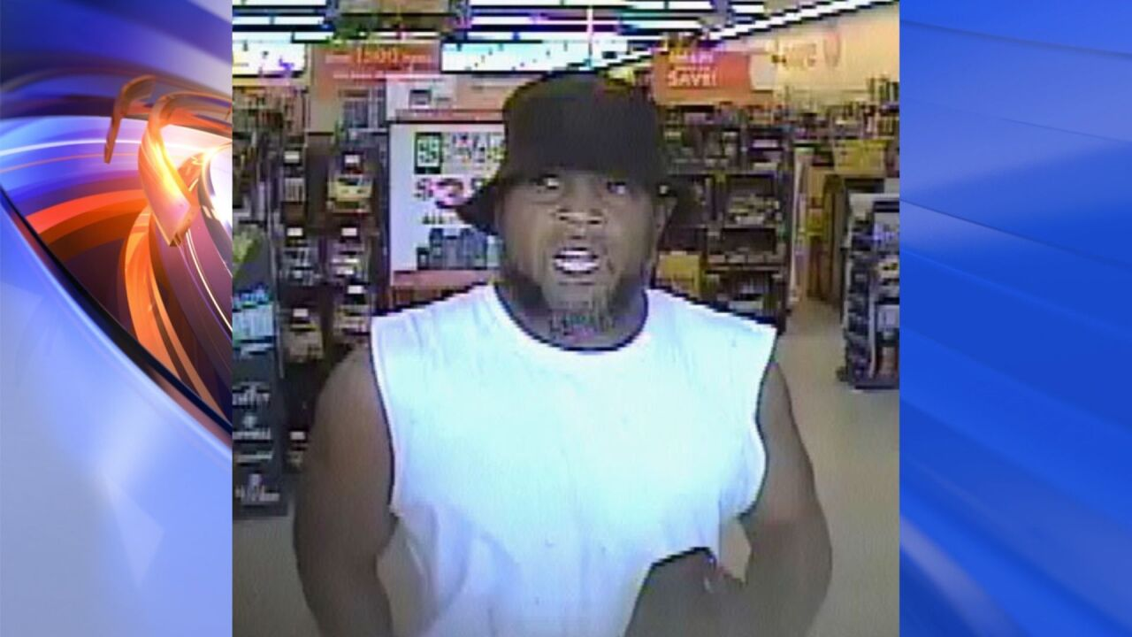 Norfolk police need help identifying a robbery suspect
