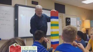 Bedford County 6th Grade Teacher Mr. David Naylor