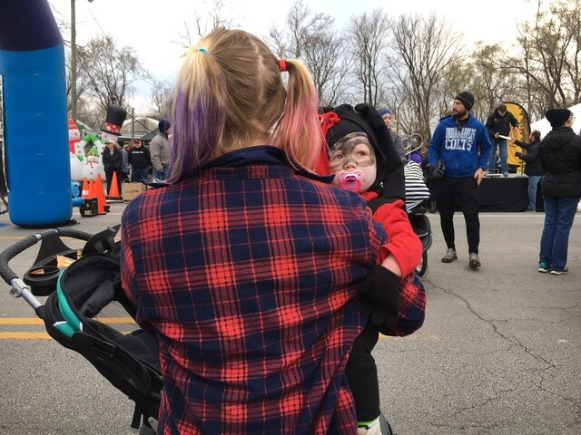 PHOTOS: 15th annual Drumstick Dash in Broad Ripple