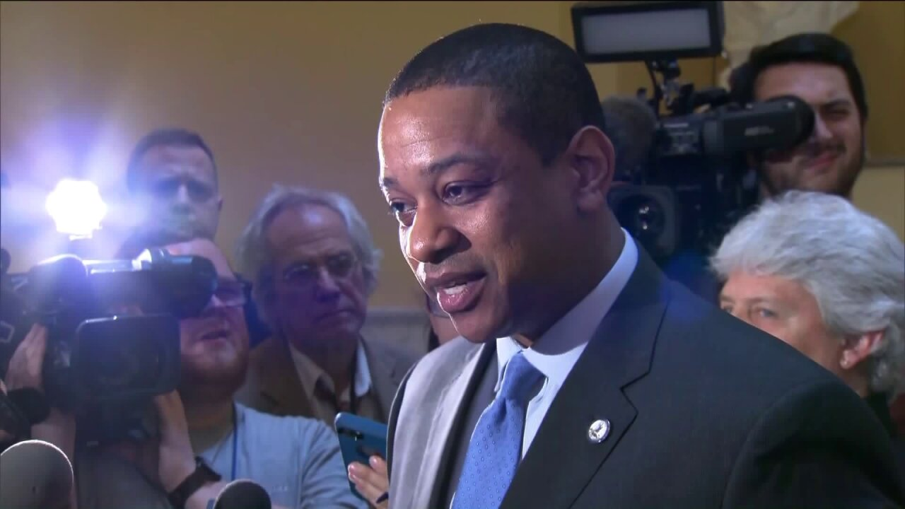 Virginia Lt. Governor Justin Fairfax denies assault claim