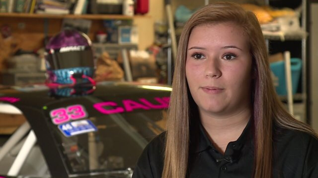 Macy Causey aims to be NASCAR's next big thing from Virginia