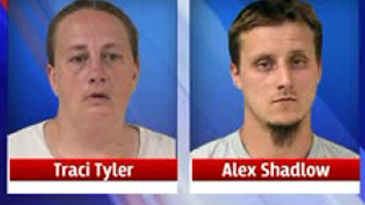 Iowa couple accused of locking boy in enclosure for months