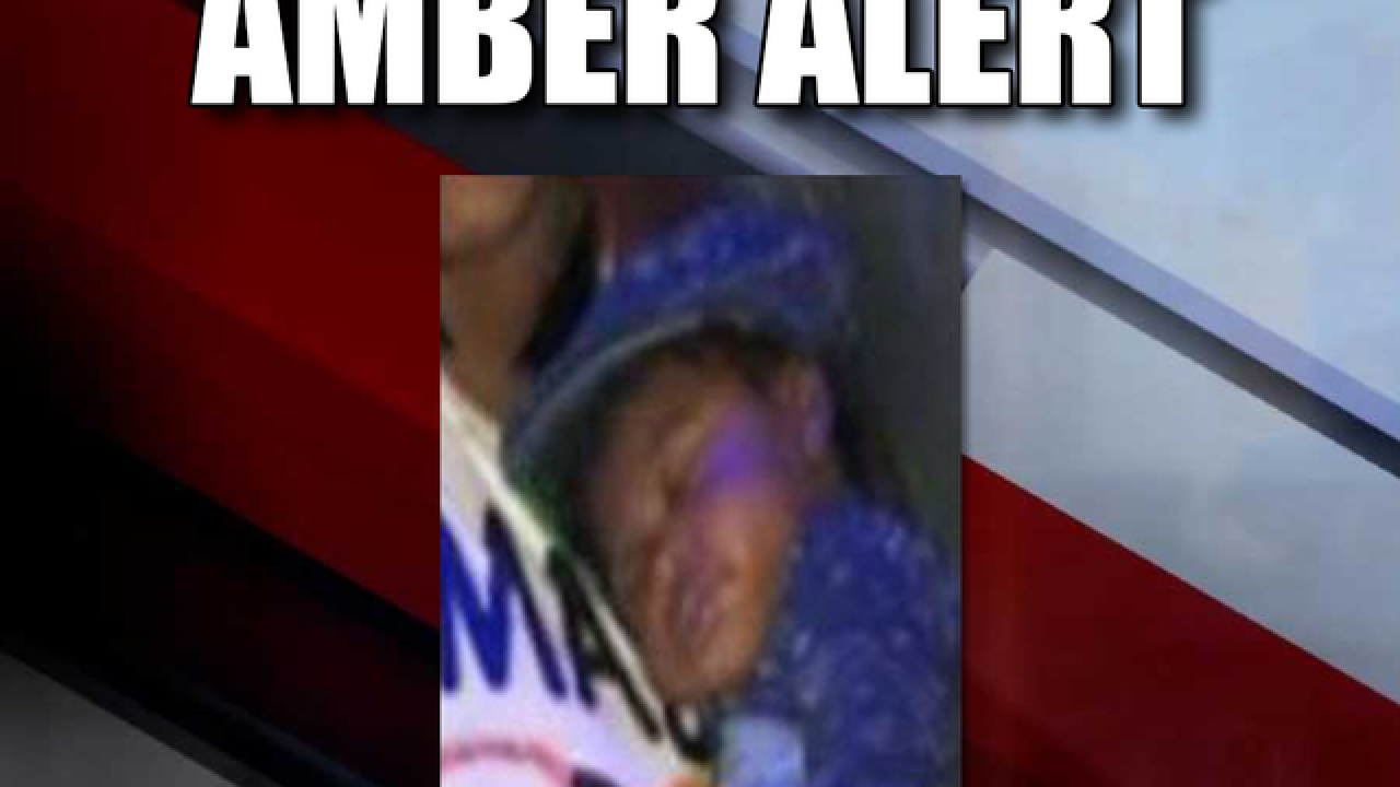 Florida AMBER Alert issued for 4-month-old boy