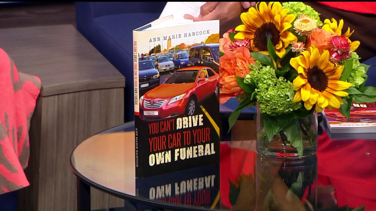 """You Can't Drive Your Car To Your Own Funeral"""