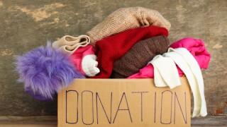winter clothingdonations