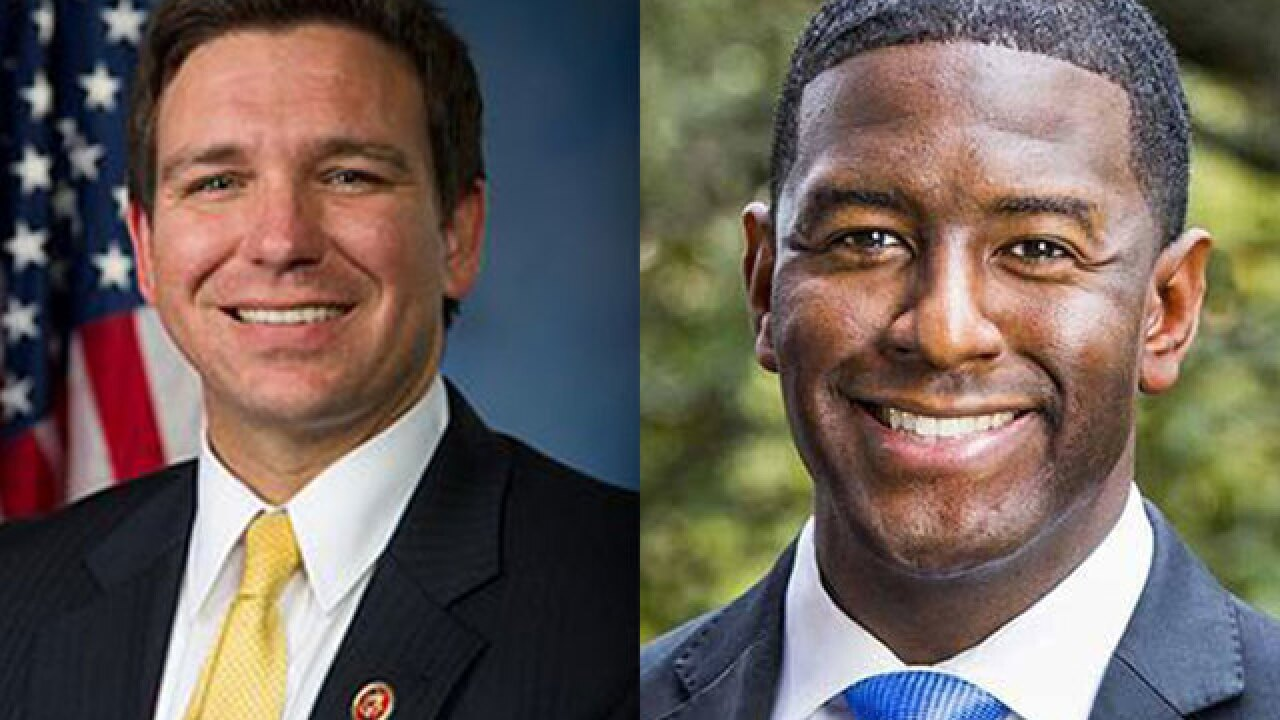 Governor-elect Ron DeSantis says GOP beat 'blue wave' in Florida