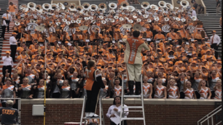 The University Of Tennessee Marching Band Wore T-shirts Designed By A Young Fan Who Was Bullied At School