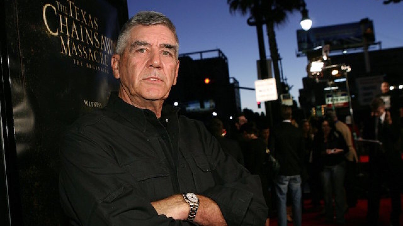 R. Lee Ermey, actor in 'Full Metal Jacket,' dies at 74