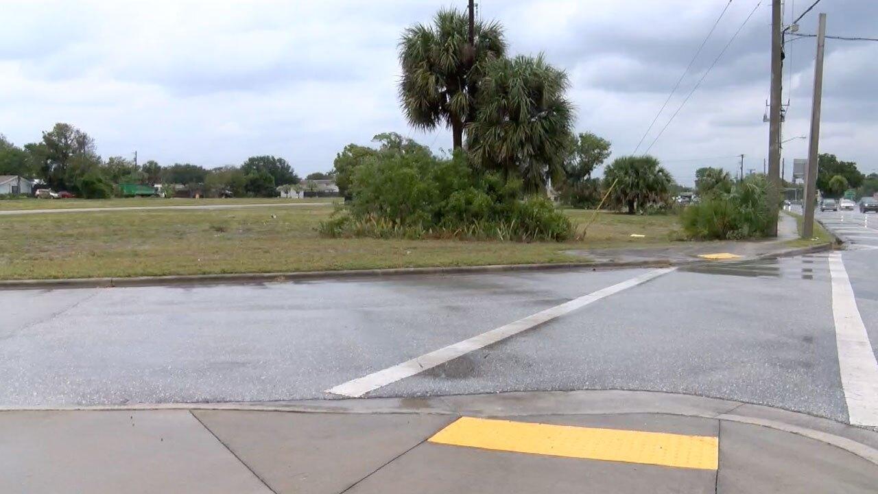 Vacant area proposed for PopStroke venue in Delray Beach