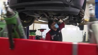 Auto repair shops caution customers to get repairs done before the snow