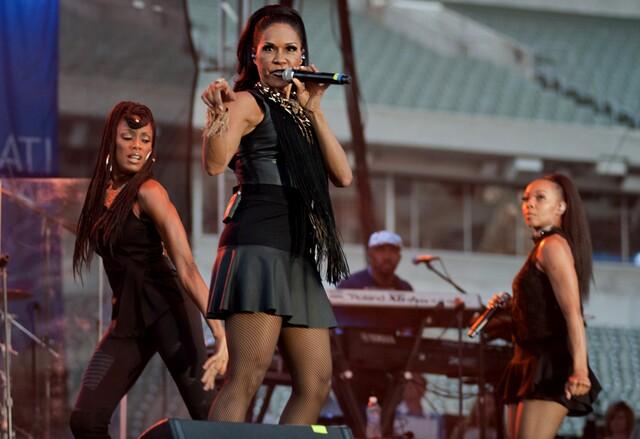 Friday at Cincinnati Music Festival 2017