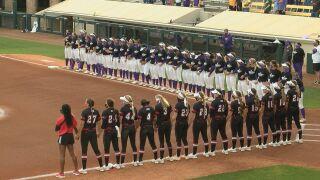 Louisiana LSU Softball 2021