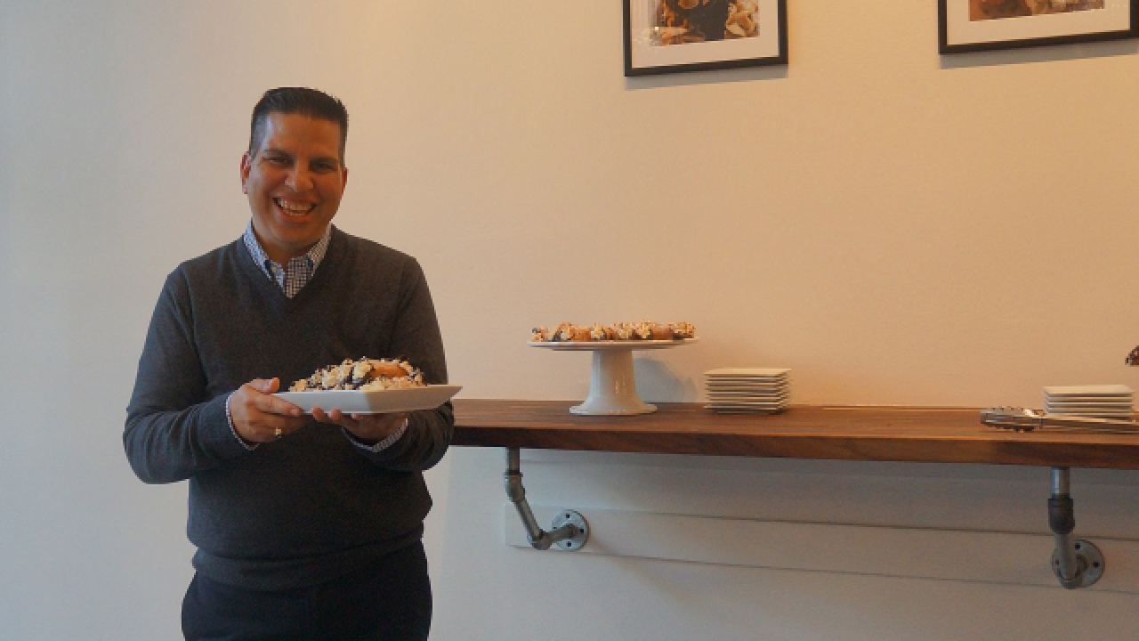New Covington bakery will specialize in cannoli