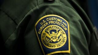 CBP LOGO- GETTY IMAGE