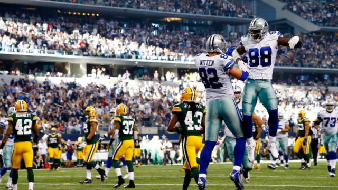 Jason Witten: Dez Bryant might end up on Packers