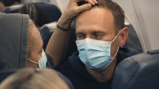 Alexei Navalny Russia