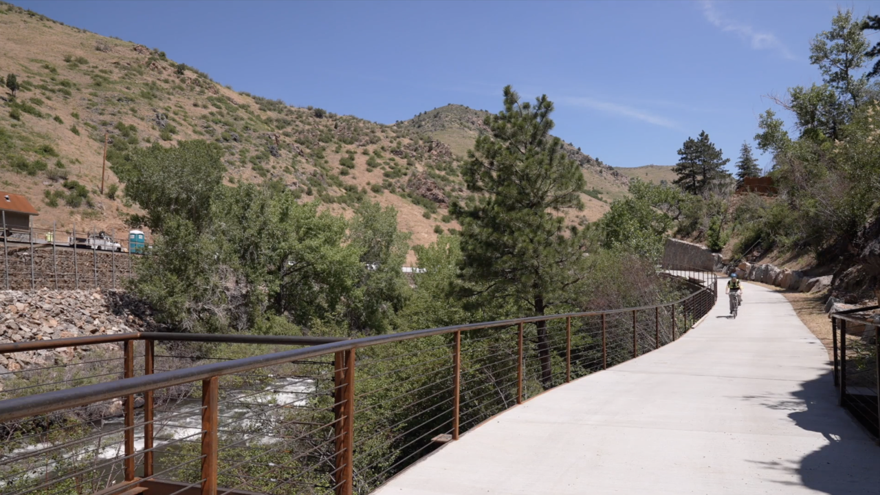Biking and walking trails could see benefits from proposed infrastructure bill
