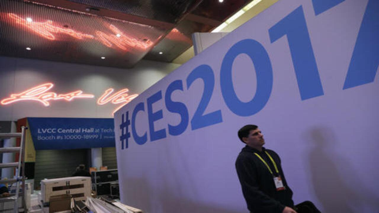 From drones to A.I., top CES 2017 trends