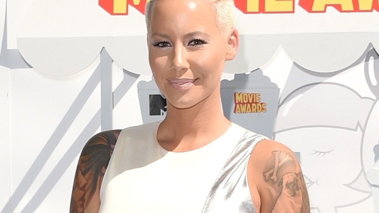 Amber Rose scores her own VH1 talk show