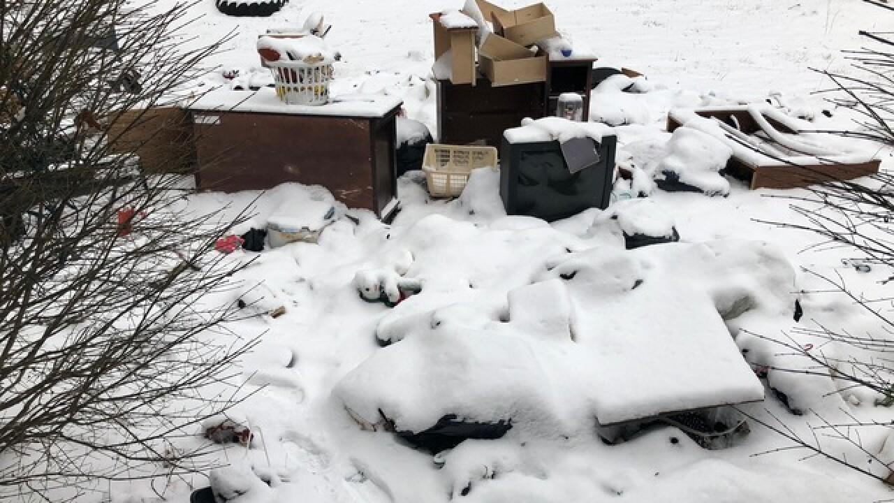 Township in Medina Co. fights company over trash