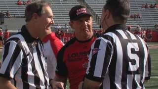 Cajuns face former head coach Hudspeth Saturday