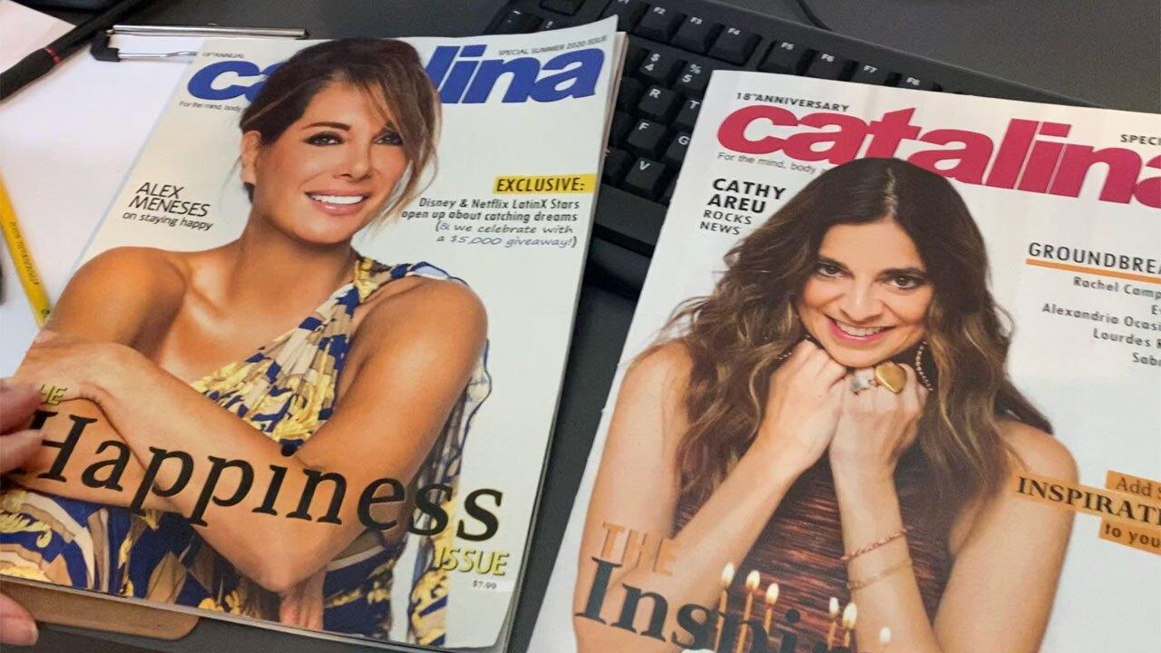 Catalina magazine