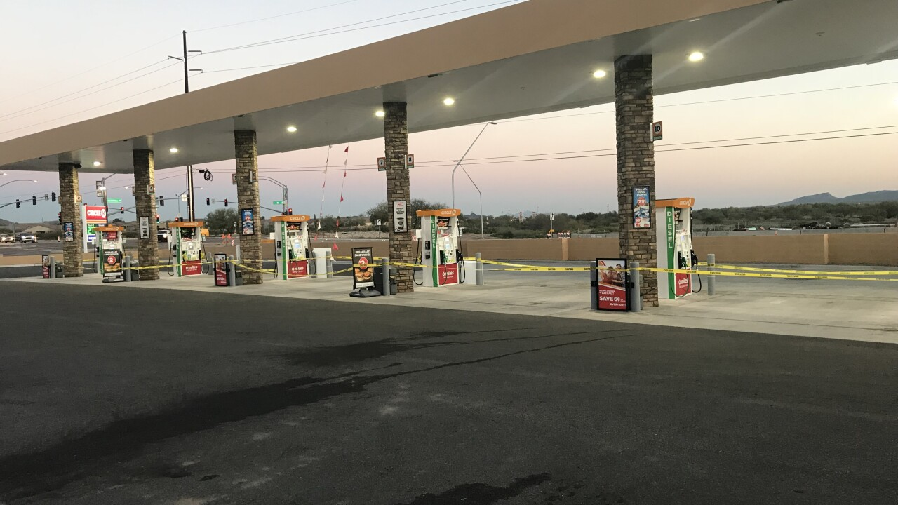 Circle K confirms some gas stations have run out of fuel