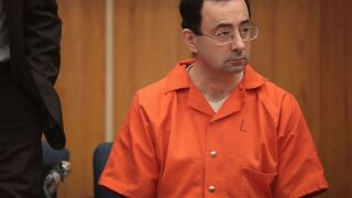 Nassar and former USA Gymnastics trainer indicted for alleged sexual abuse at Karolyi Ranch in Texas