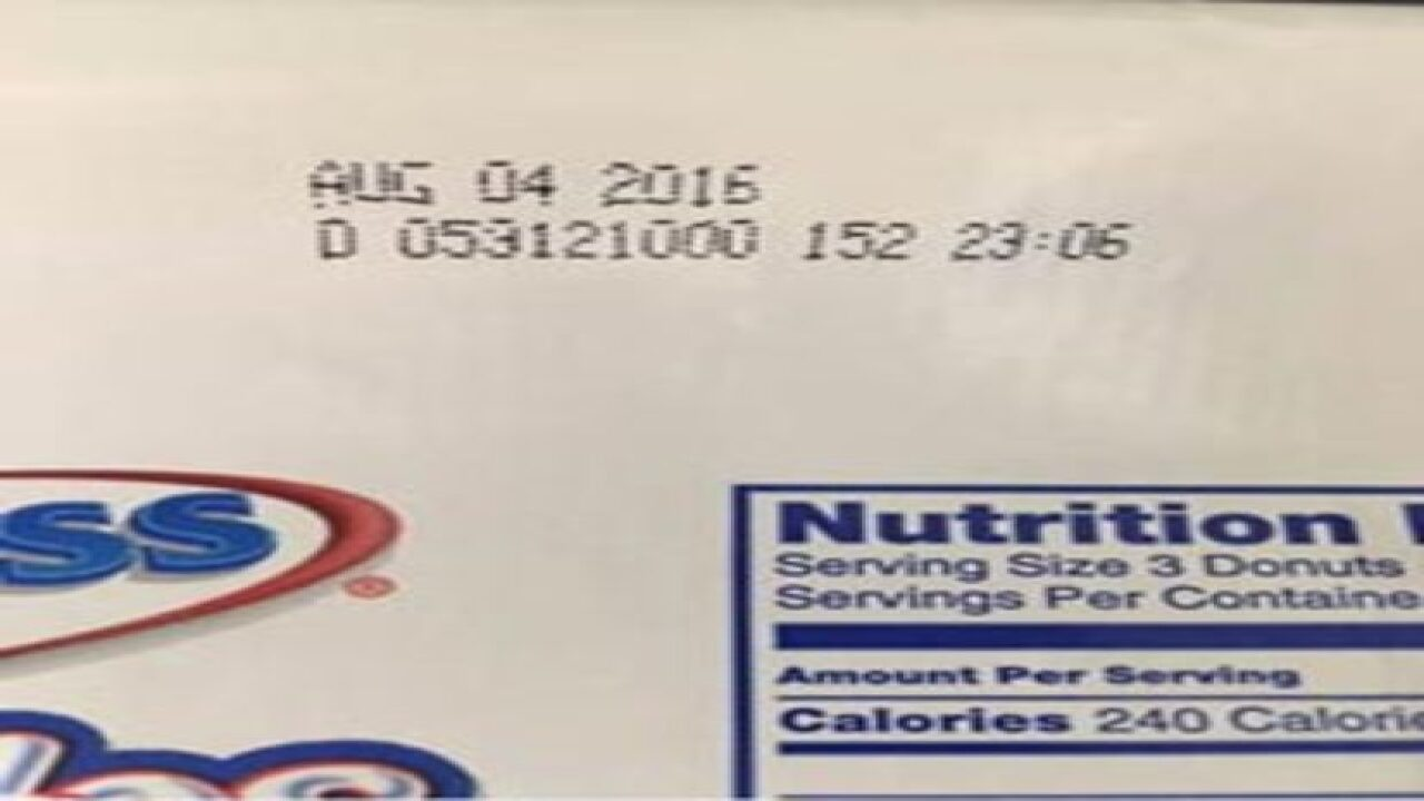 Hostess recalls 700K cases of snacks