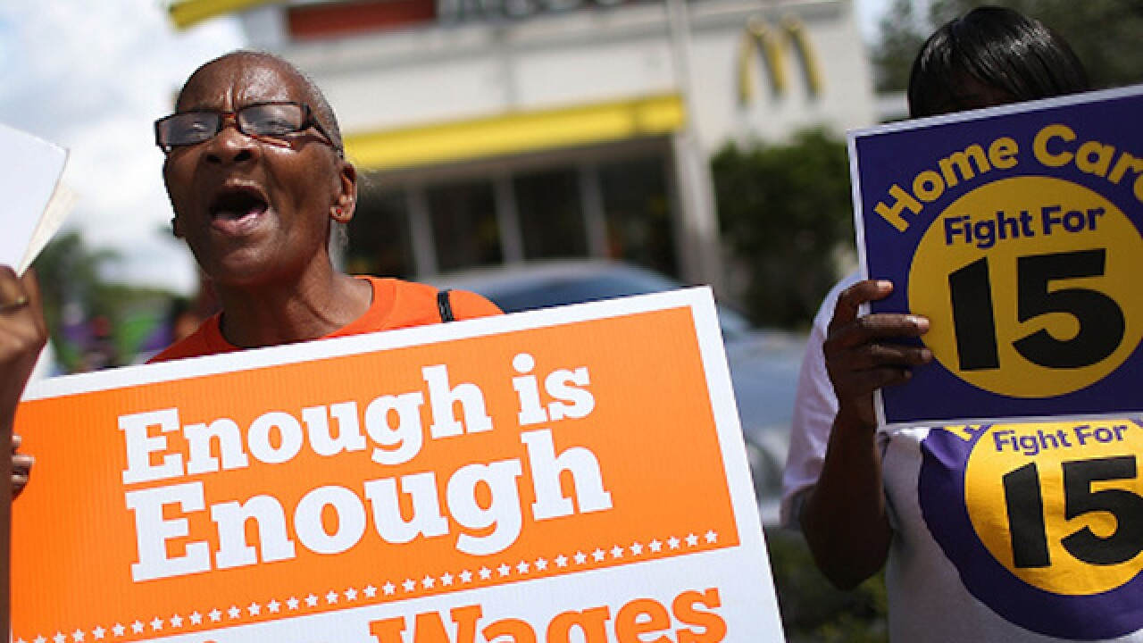 Protestors to picket McDonald's on April 14