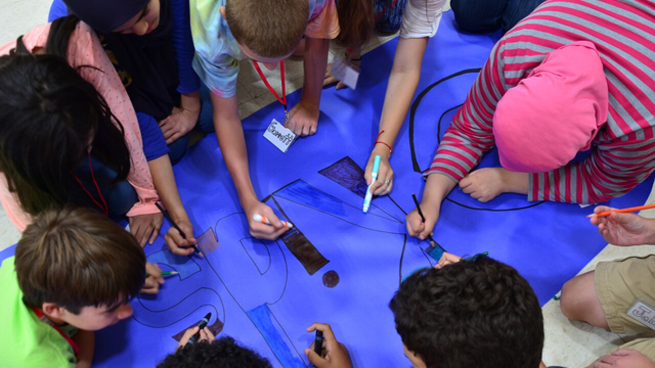 The Big Three: Kids4Peace summer camp teaches about Christianity, Judaism and Islam